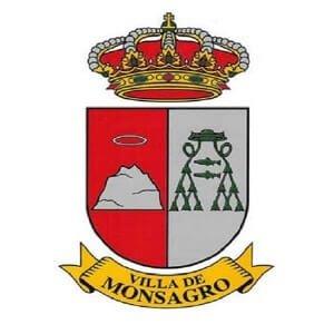 Informe del escudo heráldico  de Monsagro