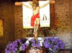 Suspensión de las fiestas del Cristo 2020