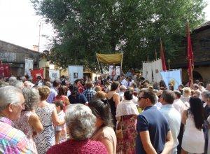 Monsagro, a las puertas de sus fiestas de verano.