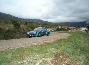 El 'Slalom villa de Monsagro' todo un éxito a pesar de la amenaza climatológica.