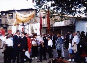 Fallece Alfredo Ramajo, antiguo párroco de Monsagro a causa del coronavirus.