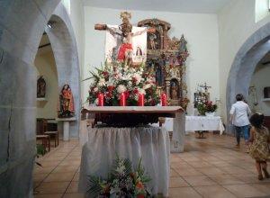 Fiestas patronales en Monsagro en el año de la pandemia.